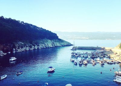 Vrbnik Harbour, Krk Island