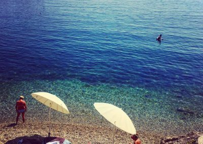 Hotel Navis Beach, Opatija - a resort on the eastern side of the Istrian peninsula - close enough for a day at the beach, from Zrenj
